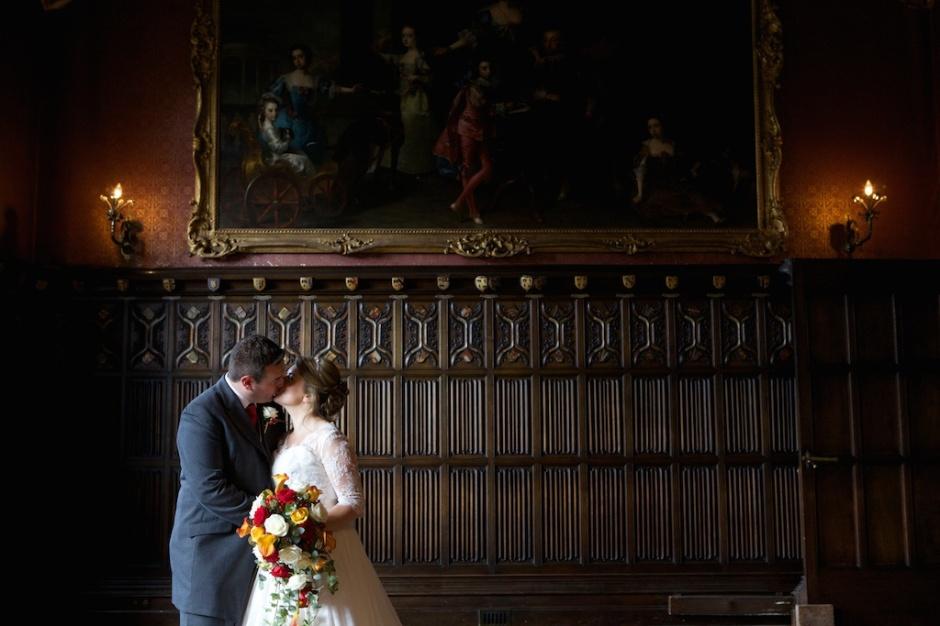 Devon wedding photographer Powderham castle 075