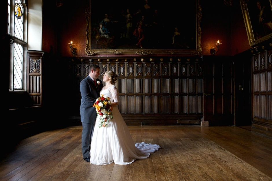 Powderham Castle Devon wedding photography